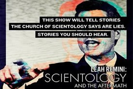 Leah Remini – Scientology And The Aftermath